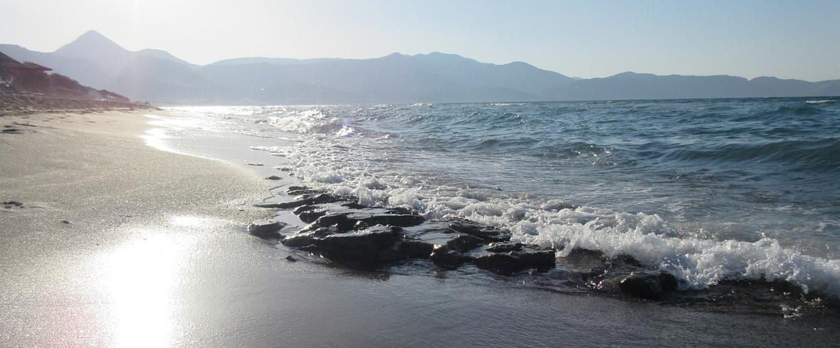 Du kannst die Wellen nicht aufhalten,aber du kannst lernen auf ihnen zu reiten.(Jon Kabat-Zinn)